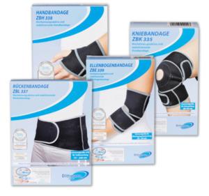 DITTMANN. HEALTH Zahoprene Bandage