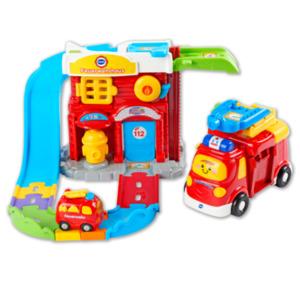 VTECH BABY TUT TUT Baby Flitzer-Feuerwehrhaus