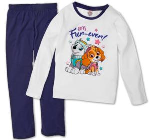 PAW PATROL Mädchen-Pyjama