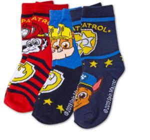 PAW PATROL Jungen-Socken