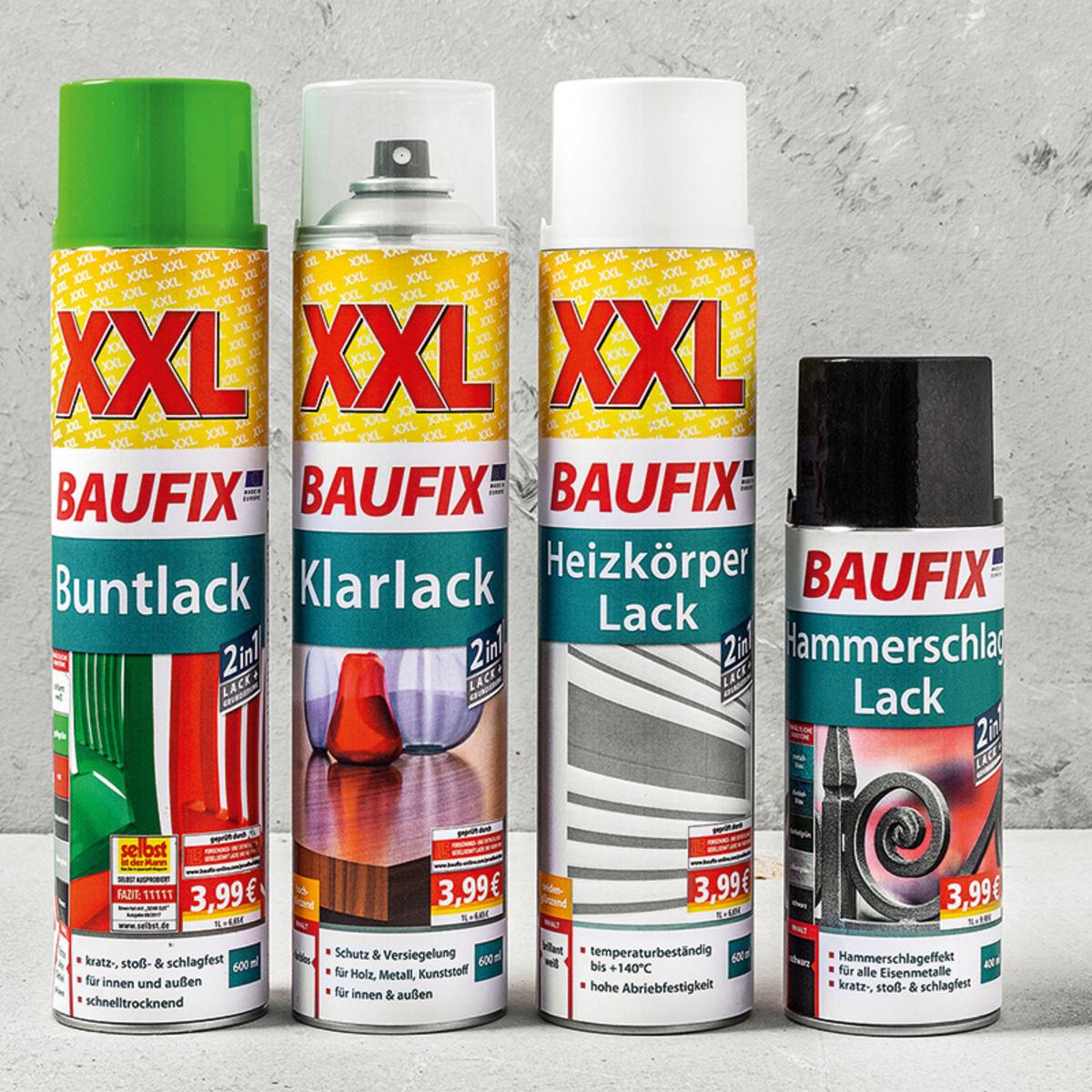 Bild 1 von Baufix XXL-Sprühlacke