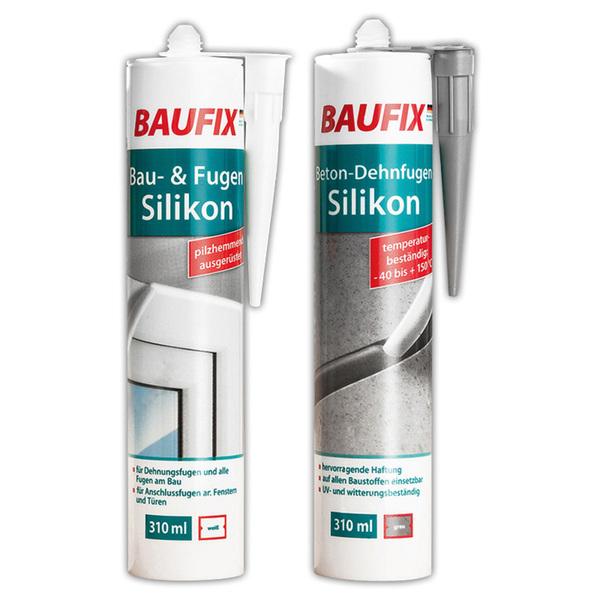 Baufix Silikone