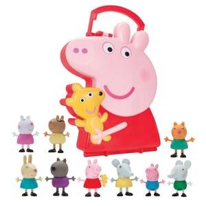 Peppa Pig - Peppa Pig´s Freunde-Sammelkoffer