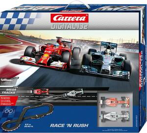 Carrera Digital 132 Race N Rush