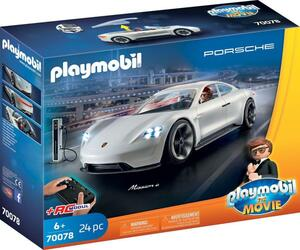 PLAYMOBIL 70078 Rex Dashers Porsche Mission E