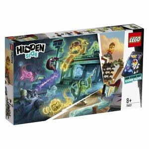 LEGO Hidden 70422 Angriff auf die Garnelenhütte