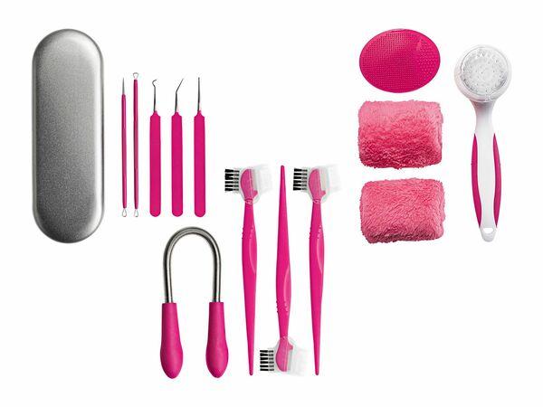 MIOMARE® Mitesserentfernungs-/ Gesichtsreinigungs-/ Haarentfernungsset