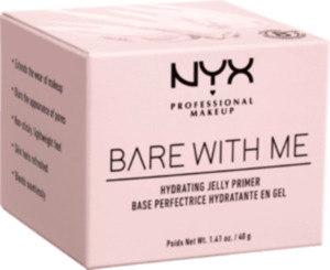 NYX PROFESSIONAL MAKEUP Primer Bare with me Hydrating Jelly Primer 01