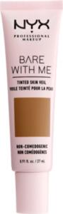 NYX PROFESSIONAL MAKEUP Make-up Bare with me Tinted Skin Veil Cinnamon Mahagony 07