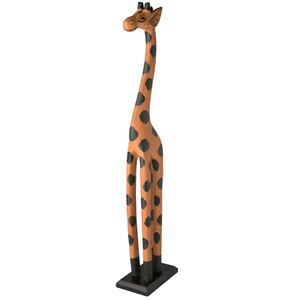 Deko-Figur Giraffe aus Holz