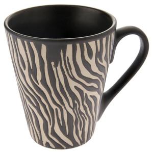Tasse mit Zebra-Muster