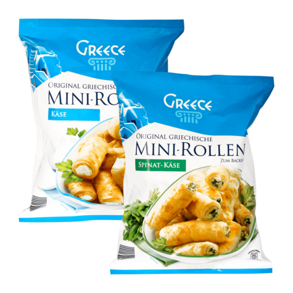 GREECE  	   Mini-Rollen