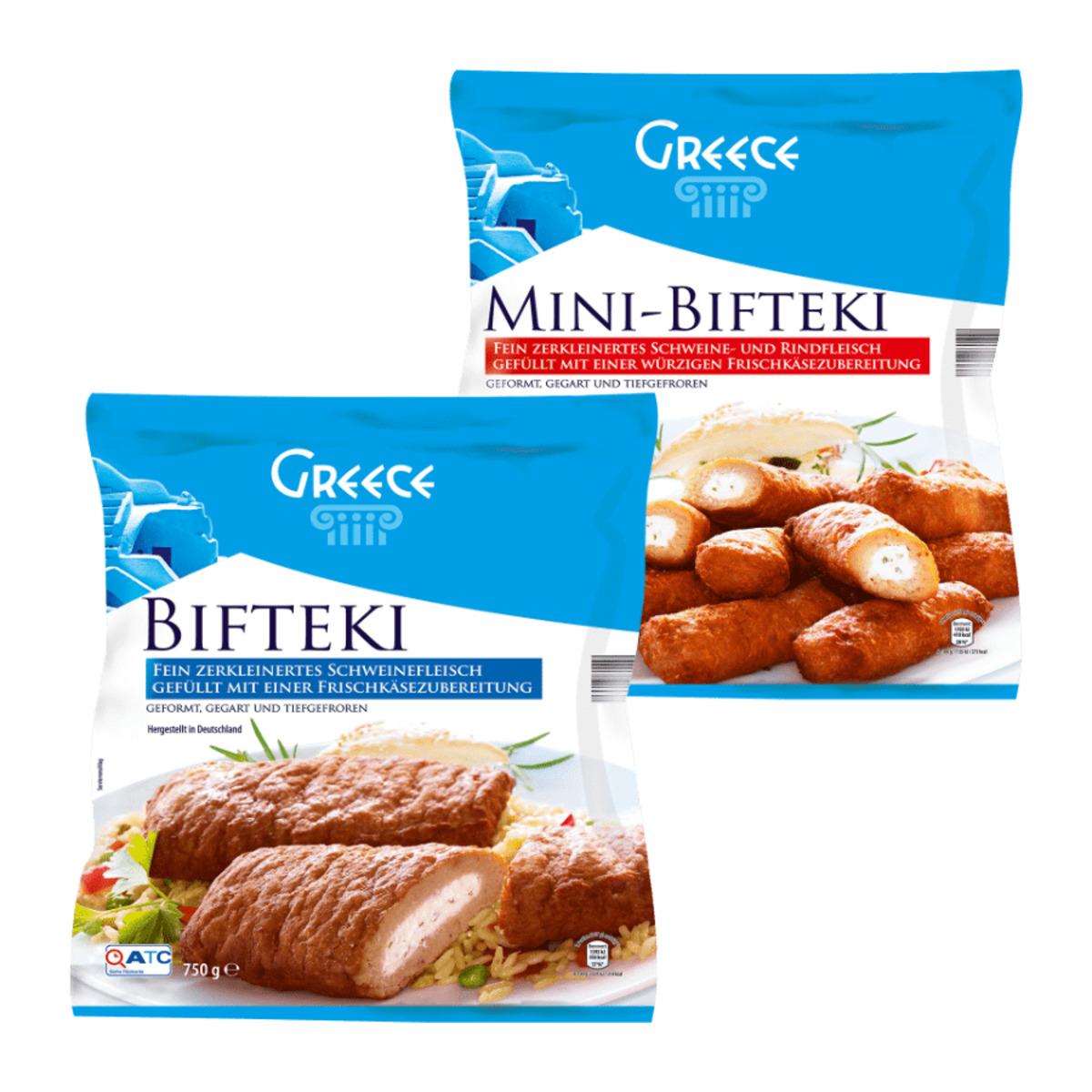 Bild 1 von GREECE     Bifteki