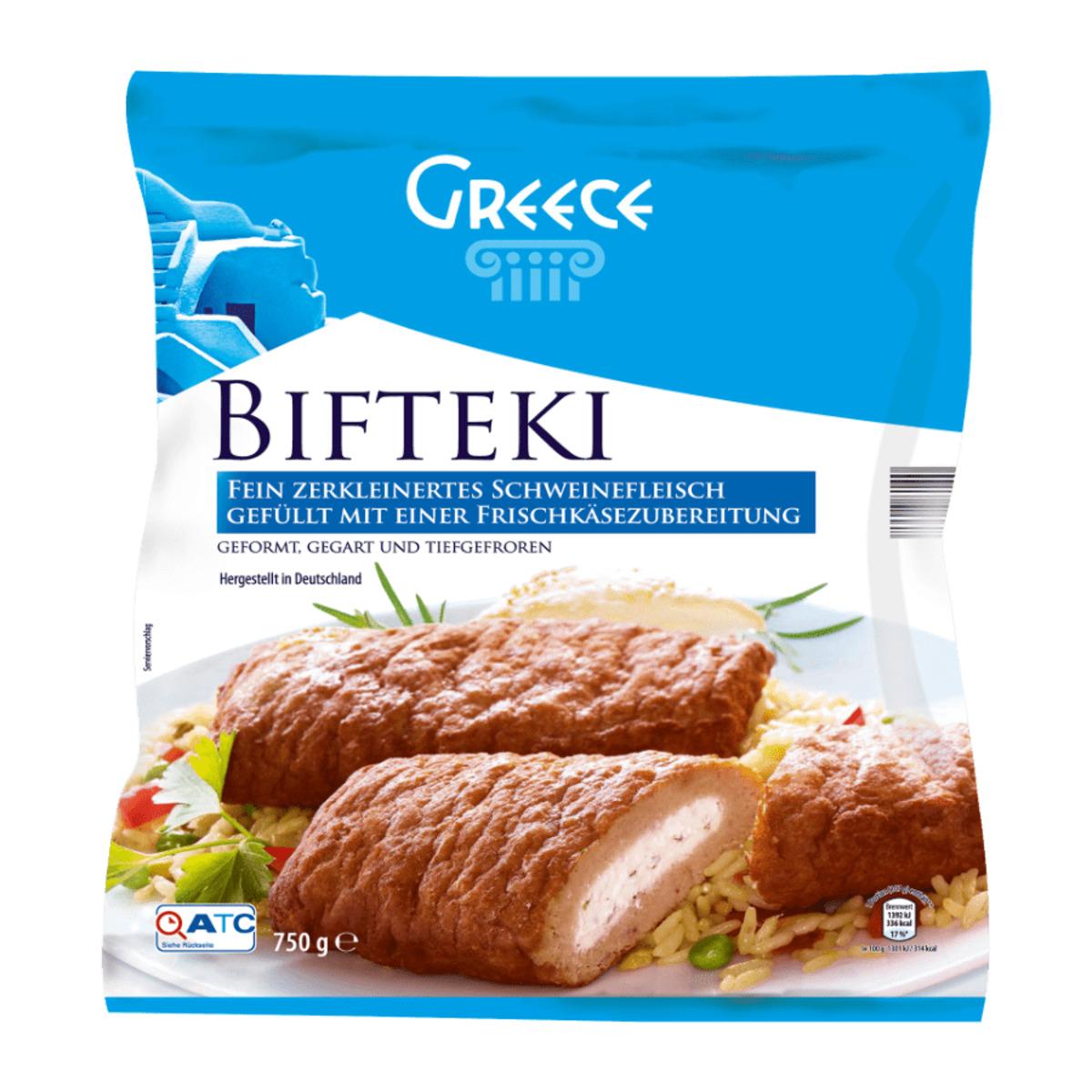 Bild 3 von GREECE     Bifteki