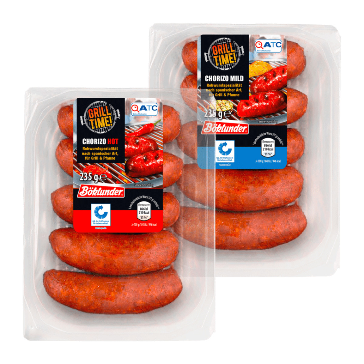 Bild 1 von GRILL TIME     Chorizo