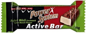 Power System Active Bar Joghurt Müsli Geschmack 35 g