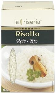 La Riseria Risotto Reis lose 500 g