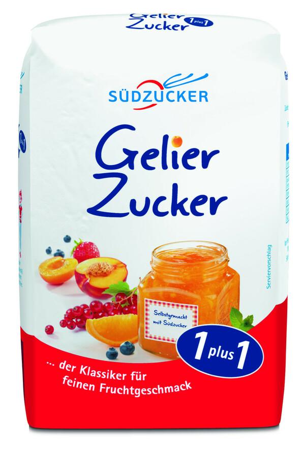 Südzucker Gelierzucker 1+1 1 kg