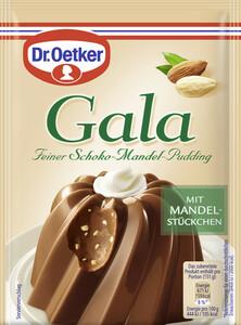Dr.Oetker Gala Feiner Schoko-Mandel-Pudding 2x 55 g