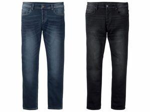 LIVERGY® Herren Sweat Denim 5 Pocket Slim fit