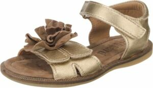 Sandalen gold Gr. 28 Mädchen Kleinkinder