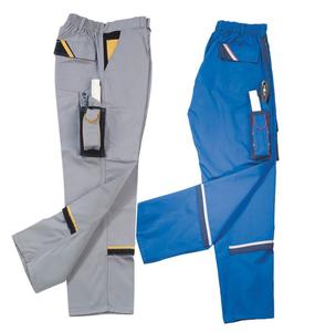 Arbeitsbundhosen in verschiedenen Farben und Größen