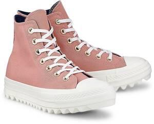 Ctas – Lift Ripple von Converse in rosa für Damen. Gr. 37,39