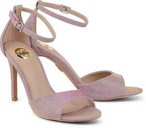 Sandalette Flamingo von Buffalo in rosa für Damen. Gr. 39