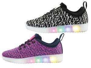 PEPPERTS® Kinder Mädchen LED-Sneaker
