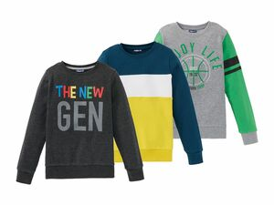 PEPPERTS® Kinder Jungen Sweatshirt