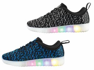 PEPPERTS® Kinder Jungen LED-Sneaker