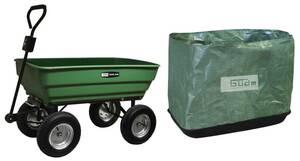 Gartenwagen mit Aufsatzplane in verschiedenen Ausführungen Güde