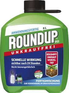 Speed Unkrautfrei Anwendungsfertig 5 l Roundup