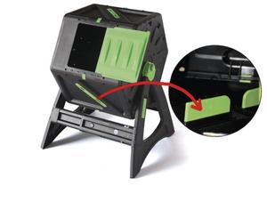 Trommel-Komposter 105L UPP
