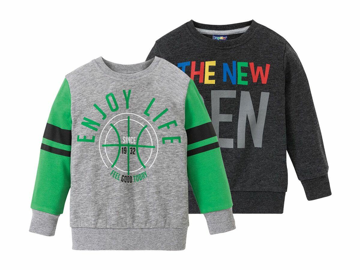 Bild 2 von LUPILU® 2 Kleinkinder Jungen Sweatshirts