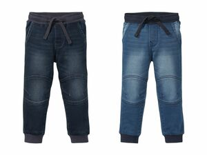 LUPILU® Kleinkinder Jungen Jeans Sweathose