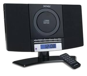 Stereo-Anlage mit CD, Radio und AUX DENVER®