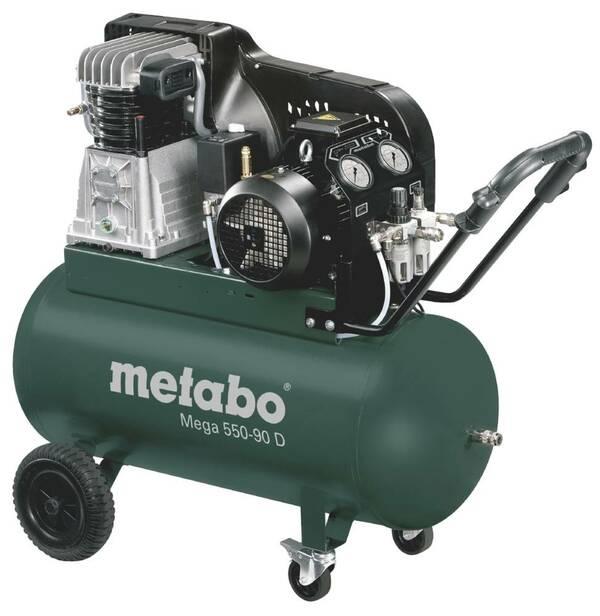 Kompressor Mega 550-90 D Metabo