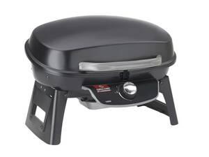 Kompakt Gasgrill, black Grillchef