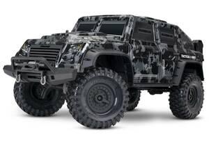 Crawler TRX-4 Tactical Unit (Military-Look) 1/10 2,4 GHz (Link-fähig) ohne Akku und Ladegerät Traxxas