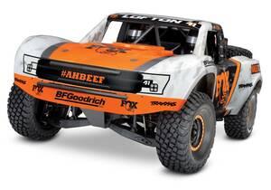Unlimited Desert Racer RTR BL WP TSM ProScale Renn-Truck TQi, 4S-6S VXL Traxxas
