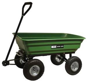 Gartentransportwagen mit Kippfunktion, verschiedene Größen Güde