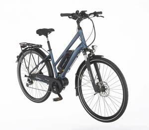 E-Bike Trekking Damen 28 9 Gang ETD 1820 FISCHER