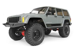 Crawler SCX10 II 2000 Jeep Cherokee 4WD 1/10 RTR - ohne Akku und Ladegerät Axial