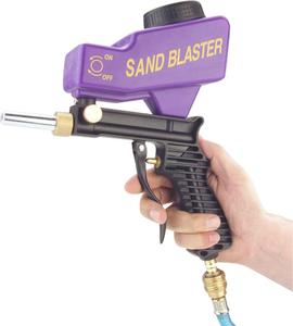 Druckluft - Sandstrahlpistole Westfalia