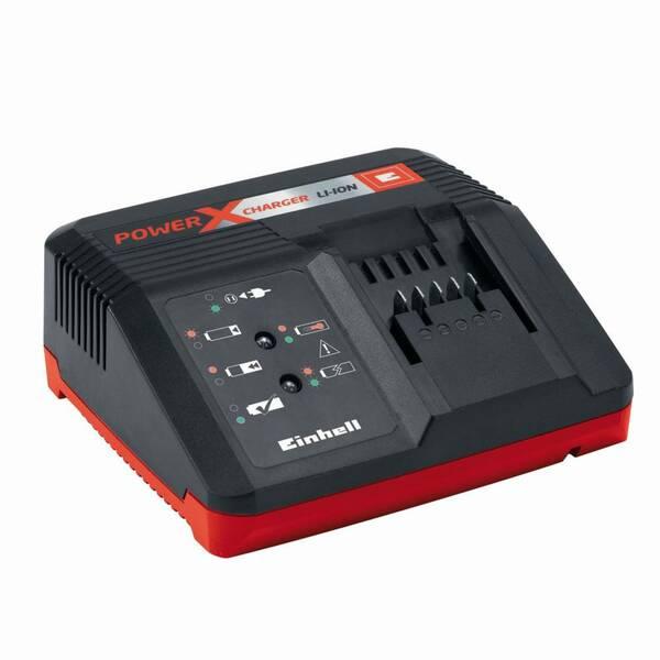 Power-X-Charger 18 Volt System-Schnellladegerät Einhell