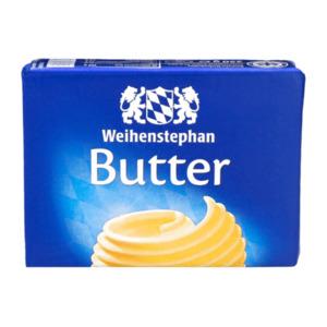 Weihenstephan Butter