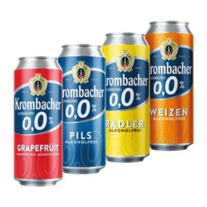 Krombacher Durstlöscher Pack