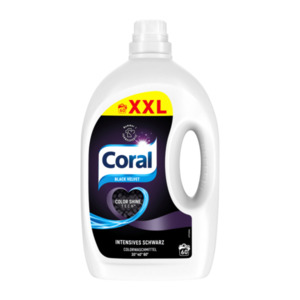 Coral Black Velvet