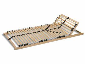 LIVARNO LIVING® 7-Zonen-Lattenrost mit Härtegradverstellung, 100 x 200 cm